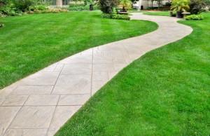 landscaping walkways