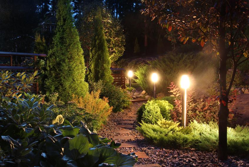 high-end outdoor lighting