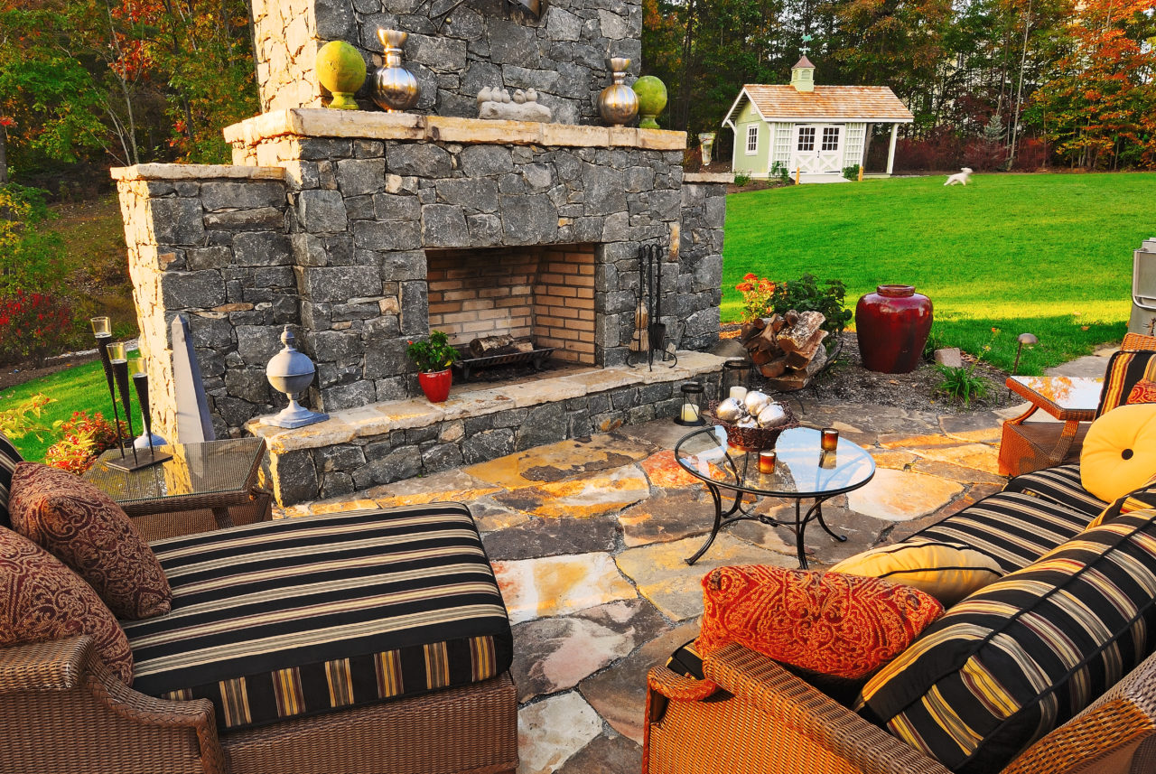 Complete Outdoor Living Project   Borsello Landscaping on Complete Outdoor Living id=97539